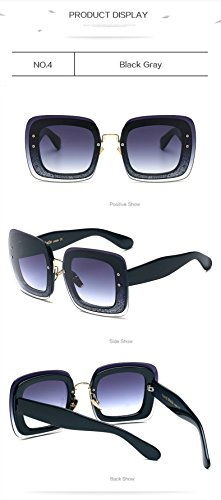 Sunglasses Women Big Brand Designer Vintage Luxury - Eyewear For Men Cartier
