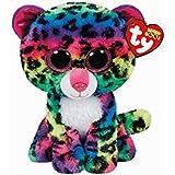 "Holland Plastics Original Brand TY Beanie Boos 6"" Dotty Leopard, Perfect Plush!"