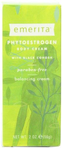 Emerita Phytoestrogen Cream Cohosh 2 Ounce product image