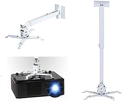Soporte de Techo para Proyector, Proyector LED Universal de LCD ...