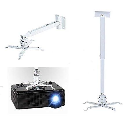 Soporte de Techo para Proyector, Proyector LED Universal de ...
