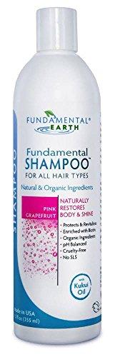 Fundamental Shampoo (Pink Grapefruit) (Shampoo Pink Grapefruit)