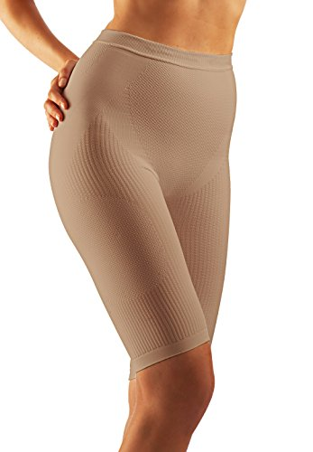 Farmacell Control - FarmaCell 312 (Nude, L/XL) Women's Push-up Anti-Cellulite Control Shorts