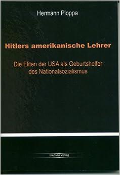 Book Hitlers amerikanische Lehrer (German Edition)