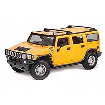 Buy Maisto Hummer H2 SUV, Scale 1:18 Model Car Online at Low Prices