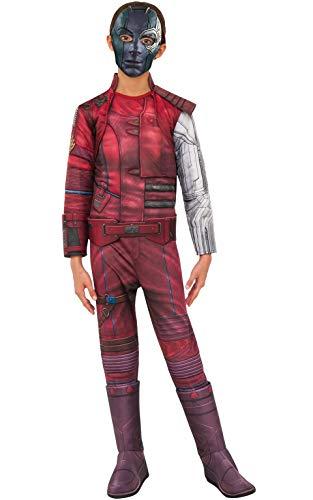 Avengers 4 Deluxe Nebula Costume & Mask ()