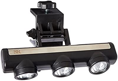 Steven Raichlen Best of Barbecue 3-Head LED Grill Light