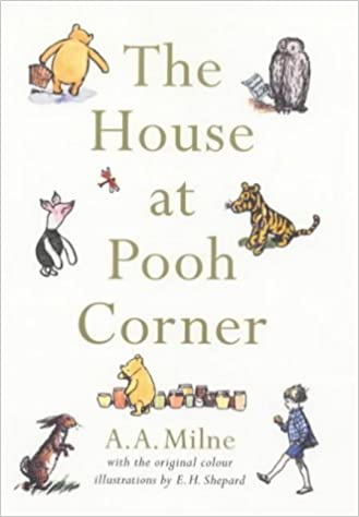 Image result for the house at pooh corner