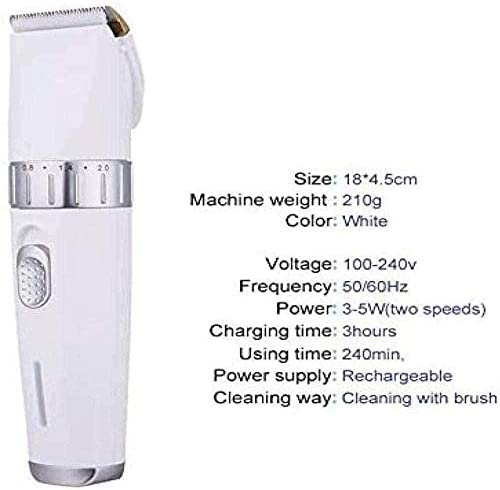 Hair Clipper Rechargeable Electric Hair Clipper  mowBN