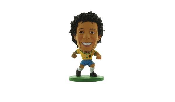 Soccer Starz soc180/Brasilien Marcelo Vieira Home Kit//Figur