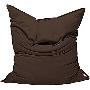 Amazon Com Jaxx Pillow Saxx 5 5 Foot Huge Bean Bag