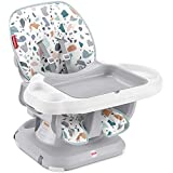 Fisher-Price SpaceSaver High Chair Pacific Pebble, Infant-to-Toddler Dining Chair