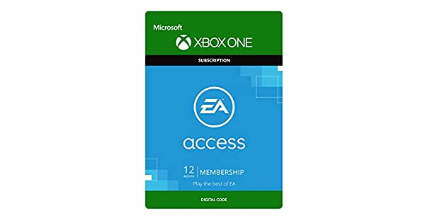 EA Access 12 Meses | Xbox One - Código de descarga: Amazon ...
