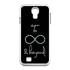 Nice I Love You To Infinity And Beyond TPU Covers Cases Accessories for Samsung Galaxy S4 I9500