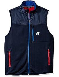Men's Mix Media Tech Vest