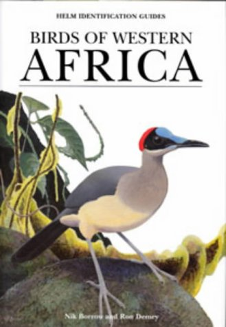 Birds of Western Africa (Helm Identification Guides)