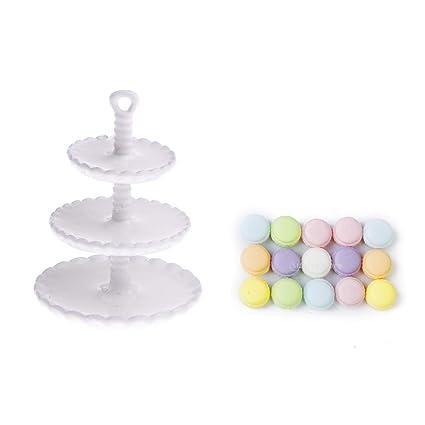 5Pcs 1:12 Dollhouse miniature breads doll house kitchen mini food accessories SM