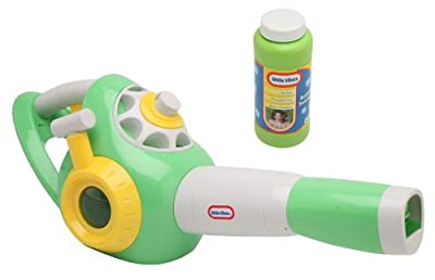 Imperial Toy Little Tikes Leaf Lawn Bubble Blower Light Greenwhite by Imperial Toy