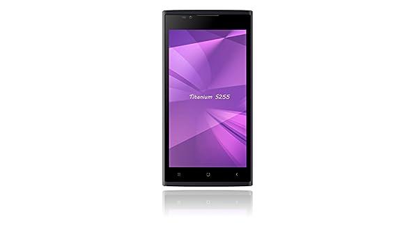 Smartphone libre dualSIM Leotec Titanium S255 Dark Blue ...