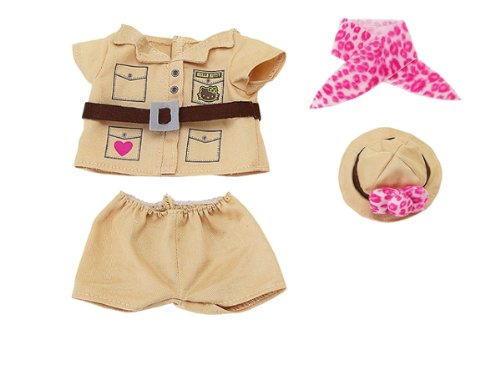 Hello Kitty Zoo Keeper: Dress-me ~ Outfit Only