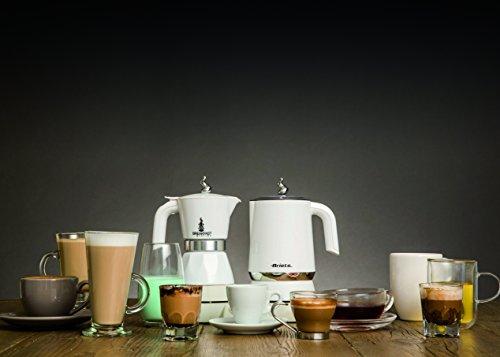 Ariete 1344 Breakfast Station - 3 prodotti in 1: Moka-Bollitore-Montalatte a caldo e freddo, 500W, 4/2 tazze… 2