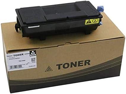 Technica BrandⓇ Compatible TK-3162 P3045dn 6 P3645idn P3145 P3145idn TK3162 1T02T90US0 Toner Cartridge for Kyocera ECOSYS P3045 P3645