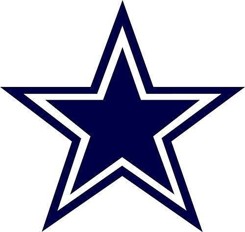 Dallas Cowboys NFL Football Sport Art Decor Vinyl Sticker 12'' X 12''