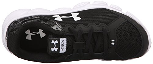 Black Ua white Para Running Assert Under De 6 Niños white Zapatillas Armour Bps PqxRxv5