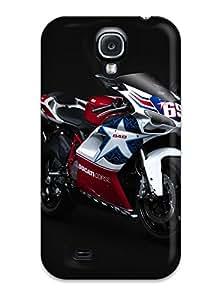 Hot 8671922K41396866 New Ducati 848 Tpu Case Cover, Anti-scratch Phone Case For Galaxy S4