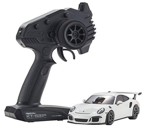 Kyosho Mini-Z Rwd Porsche 911 Gt3 Rs Weiss (N-RM/KT531P)