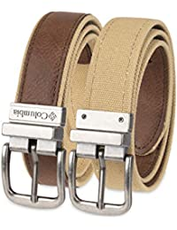 "Boys' Big 1"" Wide Classic Reversible Belt"