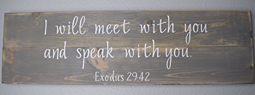 Personalized Bible Verse Wood Sign, Custom Wall Decor, Christian Wood Sign – Bible Verse Wall Art