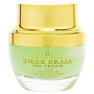 MARIAN HANNA Tiger Grass Cream   Color Correct   Repair   Centella Asiatica   Vitamin E  Skin Brightening   Corrector   Moisturizer   Vitamin B3   Redness Relief   Blemish   Repairing   Niacinamide