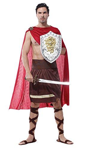 Dongya Hero of Sparta Cosplay Costume Adult (Circus Animal Trainer Costumes)
