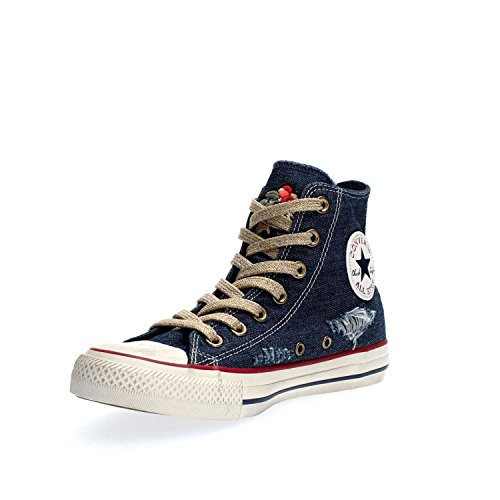 Sneakers CT Femme Denim 156917 Ltd Converse Denim Hi As 7apqZwYv