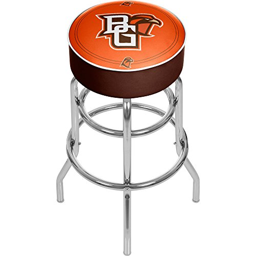 Trademark Gameroom Trademark Gameroom Bowling Green State University Padded Swivel Bar (Bowling Green University Basketball)