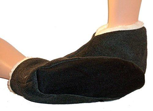 Calcetines De Estar por casa Zapatillas de fieltro con ABS tacos: Amazon.es: Ropa y accesorios