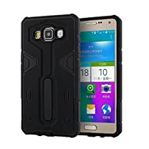 AENMIL For New Samsung Galaxy A5 Case Shockproof / Waterproof / Dust / Snow Universal Resistant Protective Shell Smart Phone Cover for Samsung Galaxy A5 - White Blackground Black