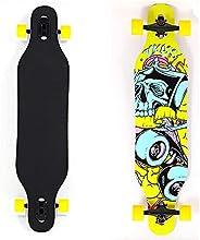 "41"" Longboard Complete Skateboards Longboards Drop Through Downhill/Cruiser Fre"
