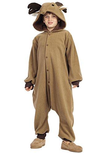 Reindeer Kids Costumes (RG Costumes 'Funsies' Reindeer, Child Small/Size 4-6)