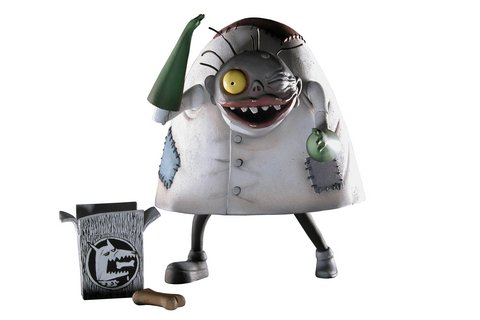NECA Tim Burton's The Nightmare Before Christmas Series 4 Action Figure Igor