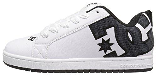 Hommes Dc Fashion Trainer Graffik Pour Court Blanc Shoes Se Lisse vEXCYw7xq