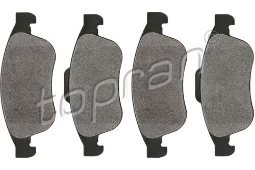 Front Axle Brake Pad Set 18 mm Fits DACIA Duster RENAULT Gran Megane 2008-