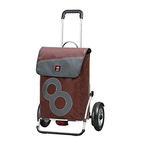 Original Andersen Royal Shopper Plus mit Tasche 360° Boje 8, mit Luftreifen