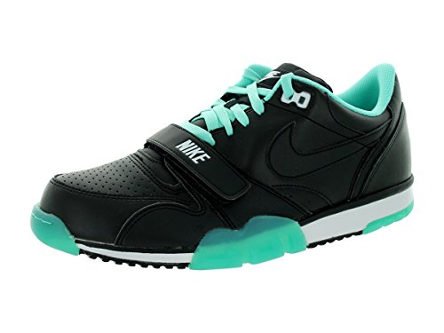 Nike Air Trainer 1Low ST Mens Trainers 637995Zapatillas zapatos black black hyper turquoise white 005