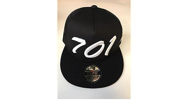 Amazon.com : 701 white el chapo guzman hat sinaloa culiacan durango mexico gorra : Everything Else