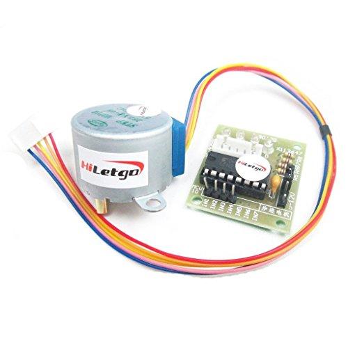 HiLetgo 5pcs ULN2003 28BYJ-48 Stepper Motor Driver Board 5V 4-phase 5 line 3-01-0153