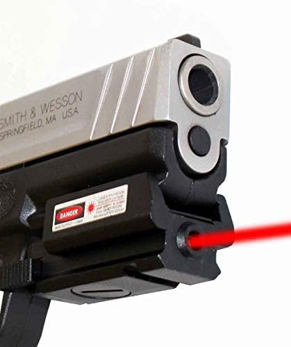 Red Sight for Smith and Wesson Sd9ve Sigma, Class IIIA 635nM Less Than 5mW.