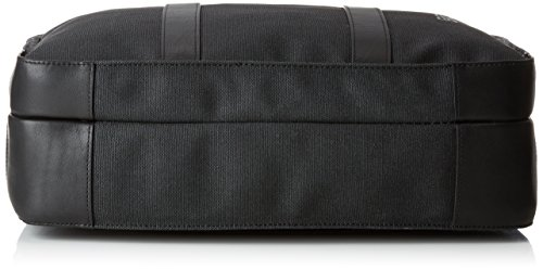 BREE Punch Casual 67, Grey/cognac, Briefcase - Borse a spalla Unisex Adulto, Grau (Grey), 13x30x40 cm (B x H T) Grigio (Anthra.)