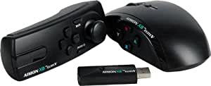Aimon XB Elite V Wireless Game Controller for PC and XBox 360 with Chat Support!